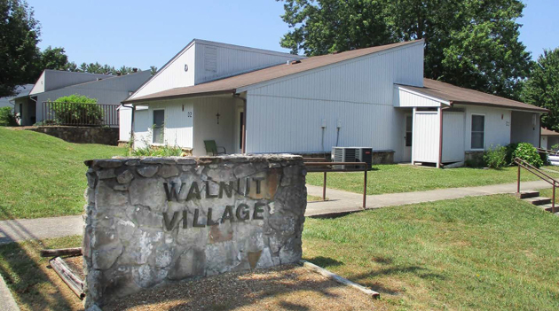 Walnut Village property