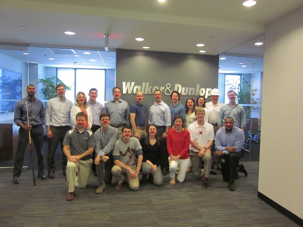 Walker & Dunlop Named to Fortune Magazine's Great Place to Work® for Fourth Time
