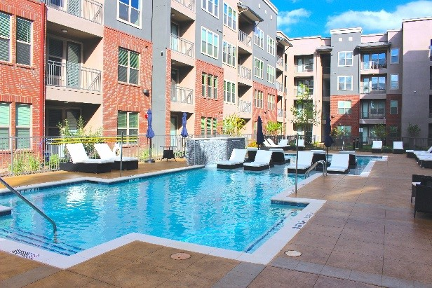 Newly Constructed Multifamily Property in Texas Financed with $18.4 Million Loan by Walker & Dunlop