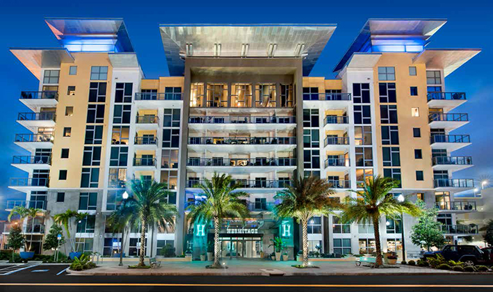Walker & Dunlop Arranges $108 Million Sale and $65 Million Financing  for Apartments in St. Petersburg, Florida