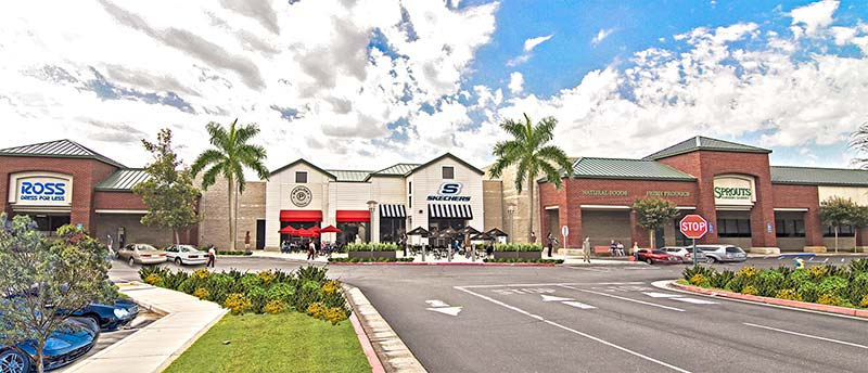 Walker & Dunlop Provides $24 Million Loan for Shopping Center Success Story