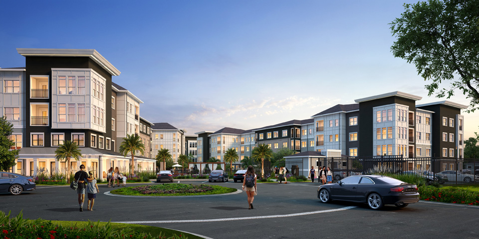 Walker & Dunlop Structures $35 Million in Construction Financing for Unique Mall-to-Multifamily Redevelopment