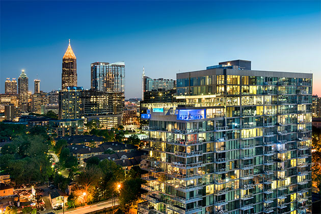Sale of Luxury Multifamily Property in Atlanta Completed by Walker & Dunlop Investment Sales