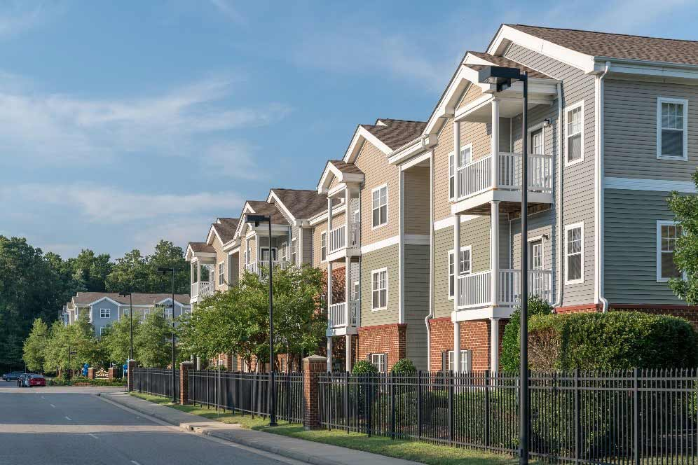 Multifamily Property in Newport News, Virginia Receives $34.4 Million in HUD Financing via Walker & Dunlop
