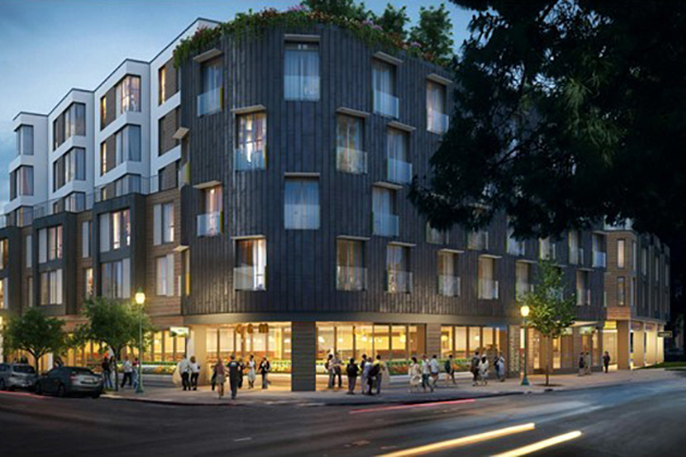 Construction Financing for Walnut Creek Apartments Arranged by Walker & Dunlop