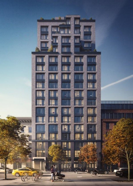 Walker & Dunlop Arranges $52.5 Million Refinance for Newly Constructed Apartment Building in Brooklyn Heights, New York