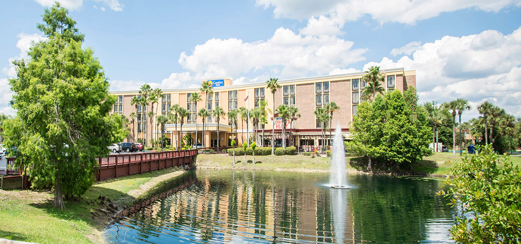Hotel Near Disney World Receives $10 Million in Financing via Walker & Dunlop
