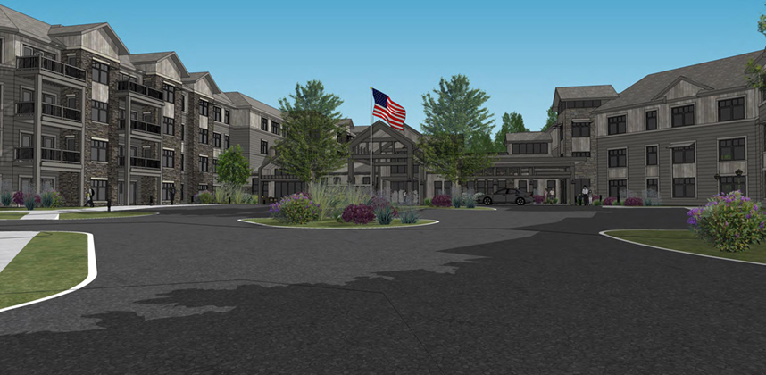 Walker & Dunlop Secures Construction Financing for Seniors Housing Property Near Grand Rapids, Michigan