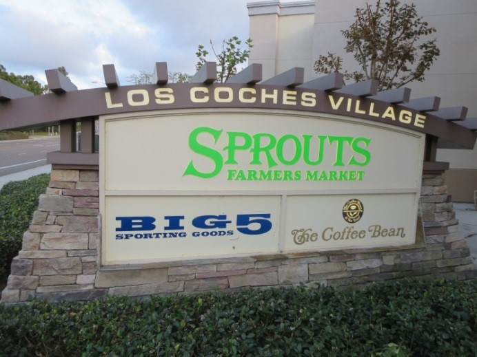 Walker & Dunlop Closes $12 Million Refinance Loan For Los Coches Village Shopping Center
