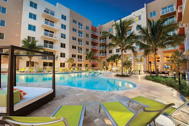 $135 Million Multifamily Investment Sale Closed in Doral, Florida by Walker & Dunlop Investment Sales