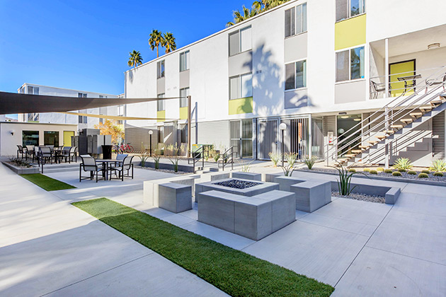 Walker & Dunlop Arranges $10.8 Million in Financing for Recently-Renovated Multifamily Property in Downtown Palm Springs, CA