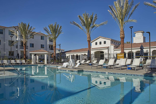 Walker & Dunlop Provides Bridge Financing and Subsequent $57 Million Permanent Loan for Suburban Las Vegas Apartments