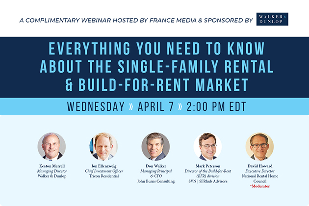 France Media Webinar: Everything You Need to Know About the Single-Family Rental & Build-For-Rent Market