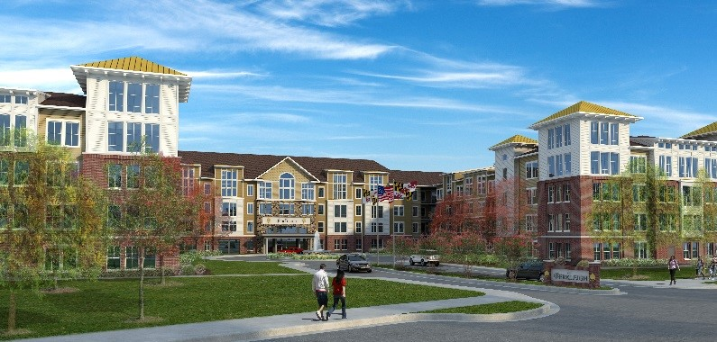 Walker & Dunlop Structures $72.6 Million New Construction Loan in Large, Master-Planned Community