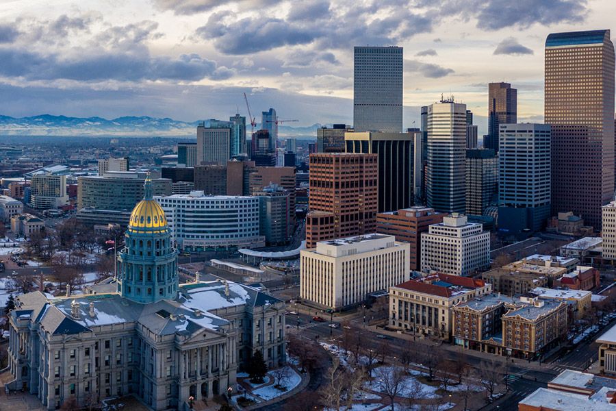 Reopening Colorado: A Discussion with Governor Polis